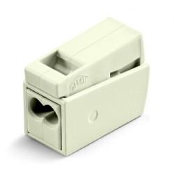 WAGO 2-проводной разъем освещения без пасты