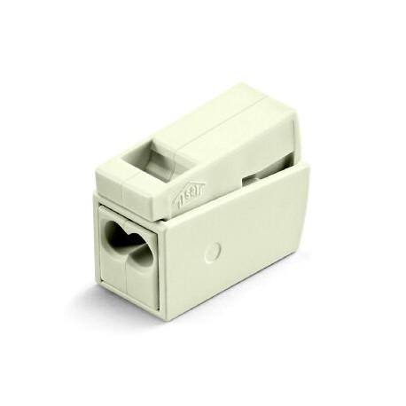 WAGO 2-проводные клеммы для освещения
