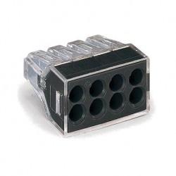 WAGO 8-проводные клеммы без пасты