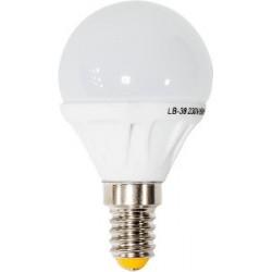 Feron лампа светодиодная LB-38 230V E14 5W 2700K